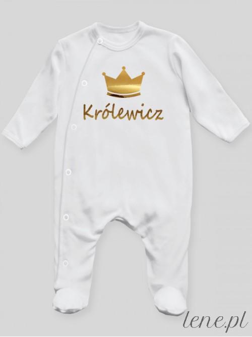 Pajac niemowlęcy Królewicz
