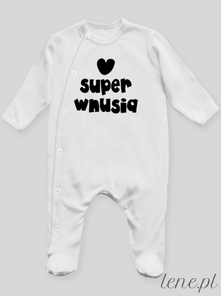 Super Wnusia - pajac niemowlęcy