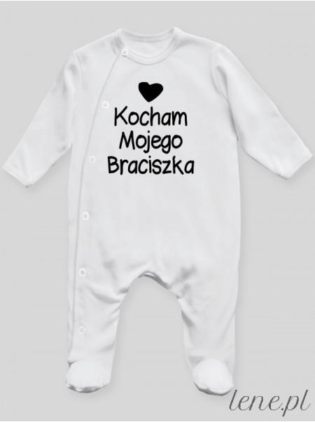 Kocham Mojego Braciszka - pajac niemowlęcy
