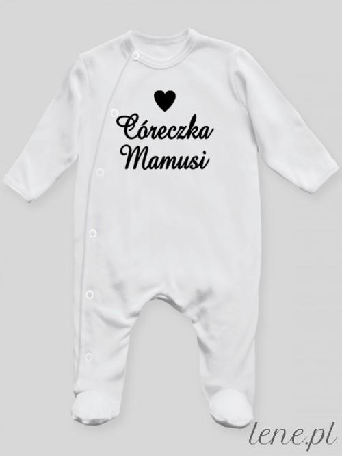 Pajac niemowlęcy Córeczka Mamusi