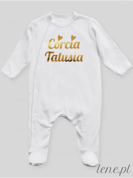 Córcia Tatusia 01 - pajac niemowlęcy