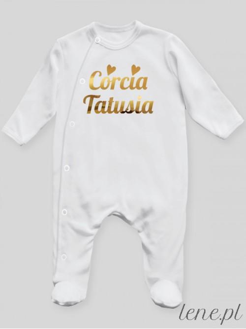 Pajac niemowlęcy Córcia Tatusia 01