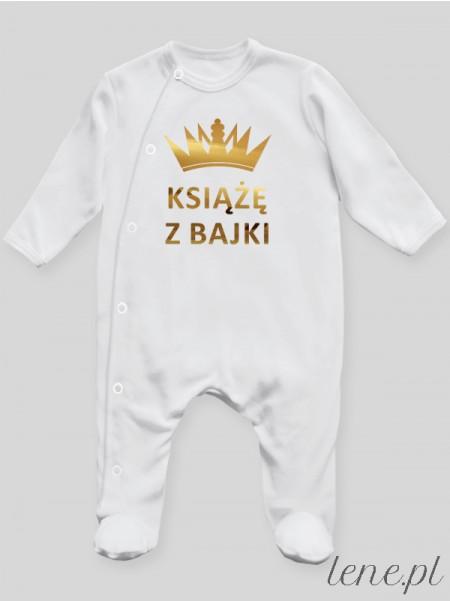 Książę Z Bajki - pajac niemowlęcy