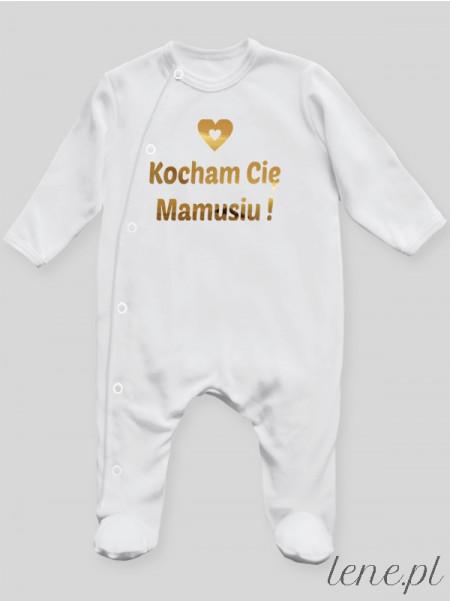 Kocham Cię Mamusiu! 01 - pajac niemowlęcy