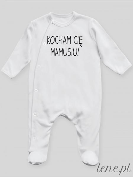 Kocham Cię Mamusiu! 02 - pajac niemowlęcy