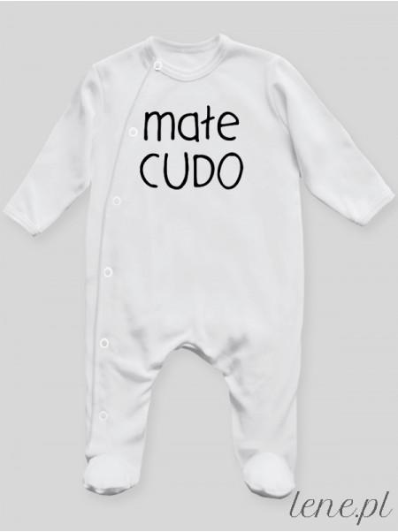 Małe Cudo - pajac niemowlęcy