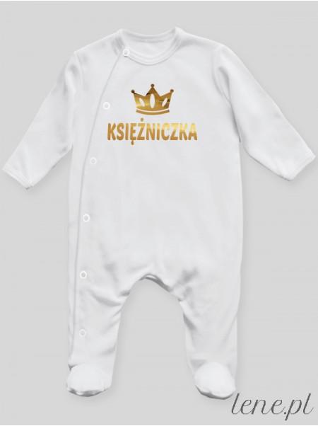 Księżniczka 03 - pajac niemowlęcy