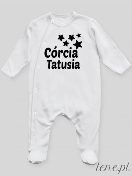 Córcia Tatusia 02 - pajac niemowlęcy