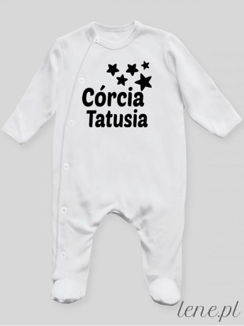 Pajac niemowlęcy Córcia Tatusia 02