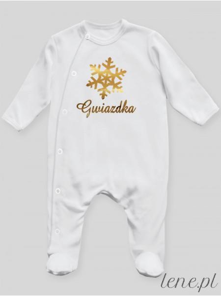 Gwiazdka Złota 01 - pajac niemowlęcy