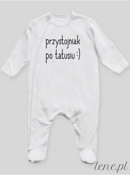 Przystojniak Po Tatusiu - pajac niemowlęcy