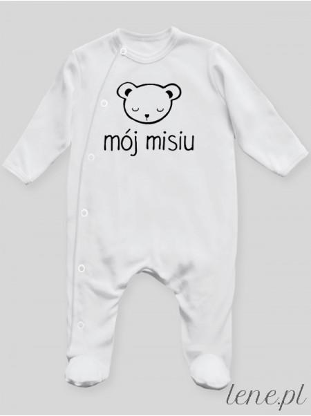 Mój Misiu - pajac niemowlęcy