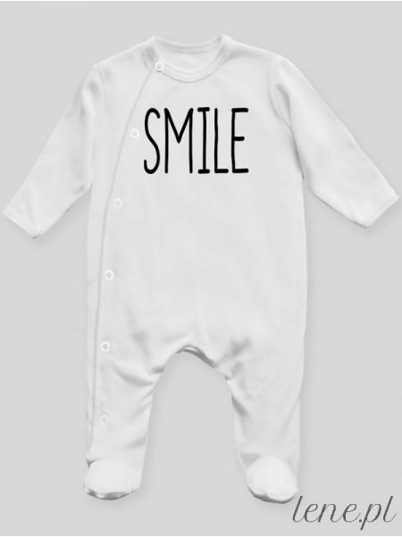 Smile - pajac niemowlęcy