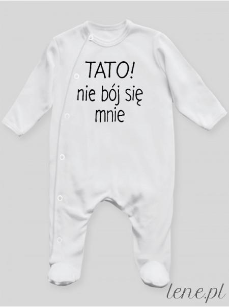 Tato Nie Bój Się Mnie - pajac niemowlęcy