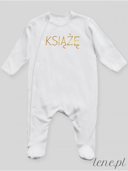 Książę 02 - pajac niemowlęcy