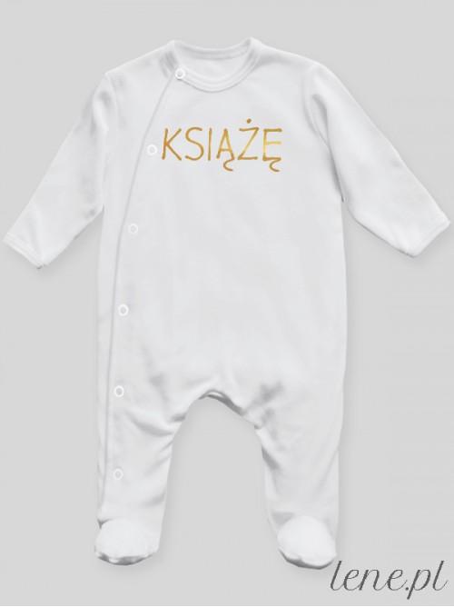 Pajac niemowlęcy Książę 02