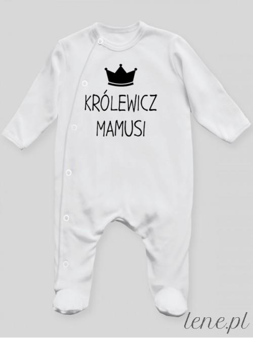 Pajac niemowlęcy Królewicz Mamusi
