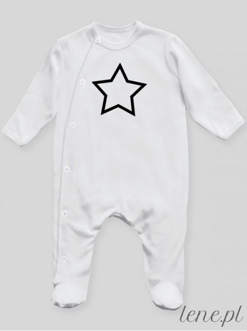 Pajac niemowlęcy Gwiazda 02