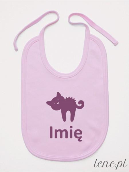 Kotek Z Imieniem - śliniak