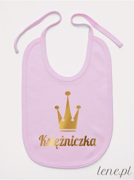 Księżniczka 01 - śliniak