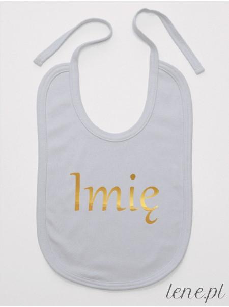 Książę + Imię - komplet niemowlęcy
