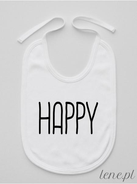 Happy - śliniak