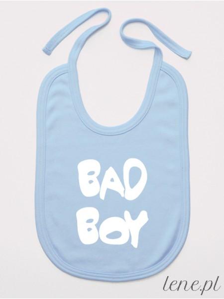 Bad Boy - śliniak niemowlęcy