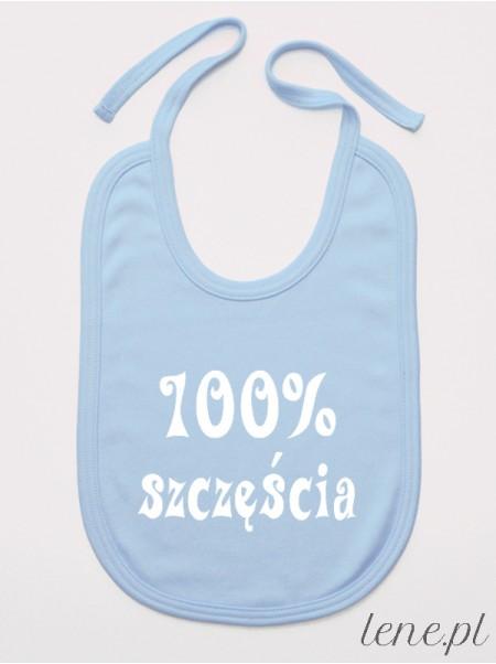 100% Szczęścia 02 - śliniak