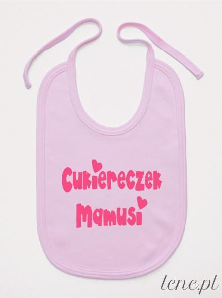 Cukiereczek Mamusi 01 - śliniak
