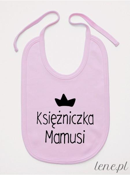 Księżniczka Mamusi - śliniak