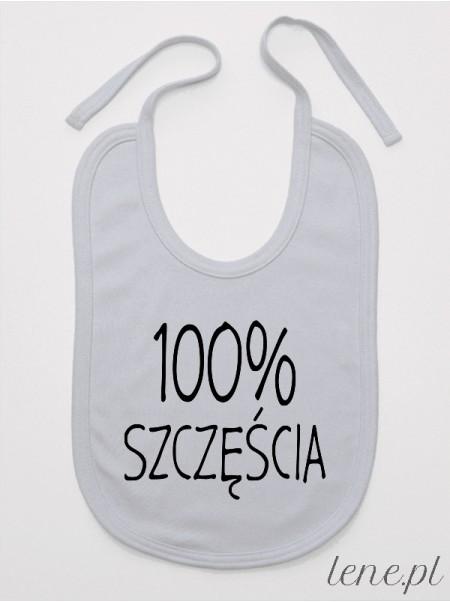 100% Szczęścia 01 - śliniak