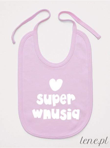 Super Wnusia - śliniak
