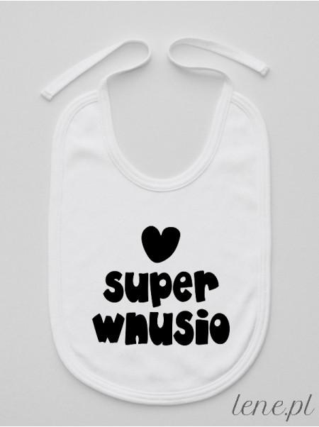 Super Wnusio - śliniak