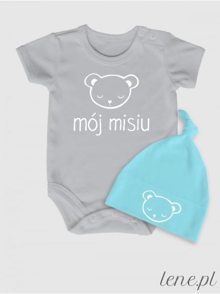 Mój Misiu - komplet niemowlęcy