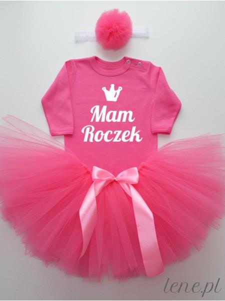 Korona Mam Roczek - Komplet Spódniczka  Tutu I Body