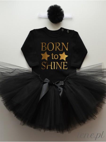 Born To Shine - Komplet Spódniczka Tutu I Body