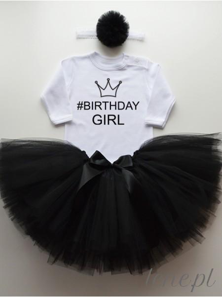Birthday Girl - Komplet Spódniczka Tutu I Body