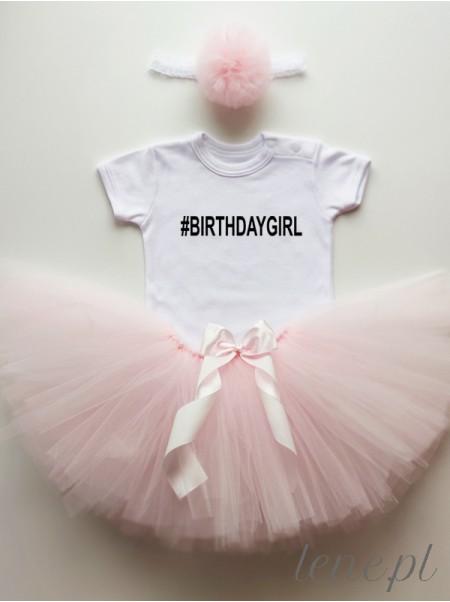 #BirthdayGirl - Komplecik Spódniczka Tutu I Body