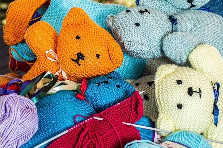 tkaniny dla niemowlat